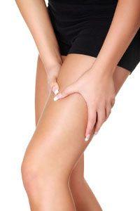 myrkrypningar i benen behandling
